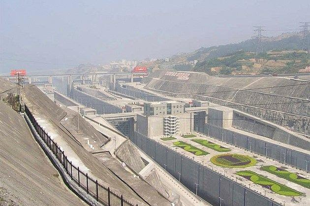 Üç Boğaz Barajı