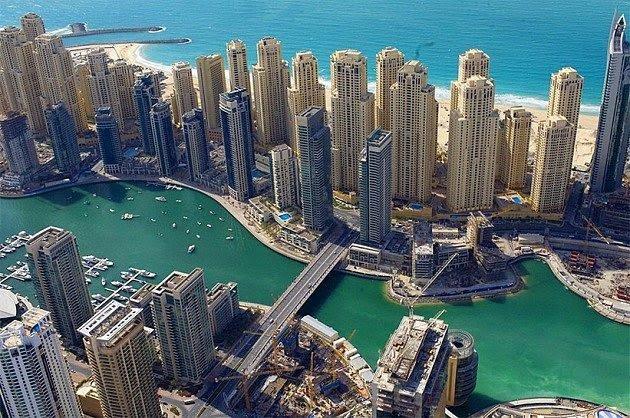 Dubai Kanalı