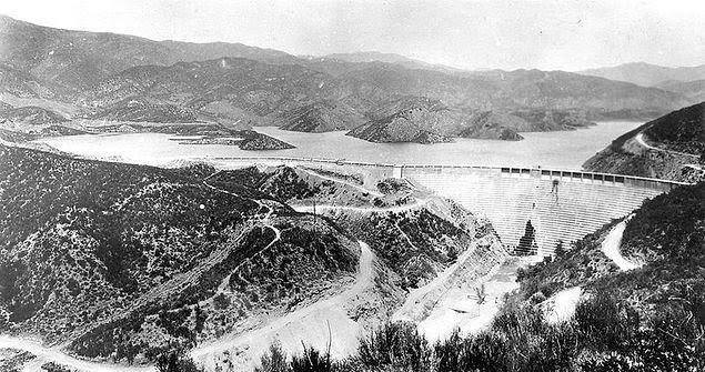 St. San Francis Barajı Felaketi - 1928