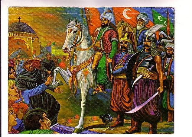 Fatih Sultan Mehmet'ten